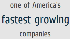 fastest growing companies in America